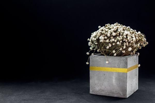 tile flower planter