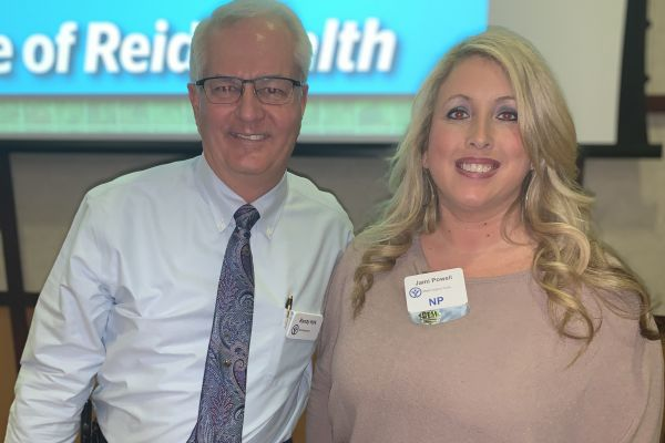 January 2020: Jami P., Reid Health Urgent Care - Connersville