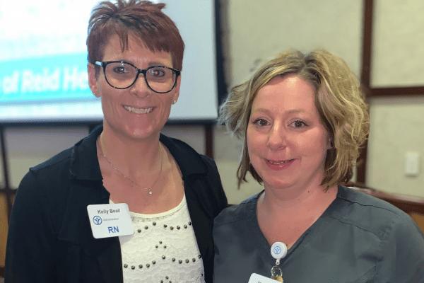 MAY: Jennifer C., Wound Healing