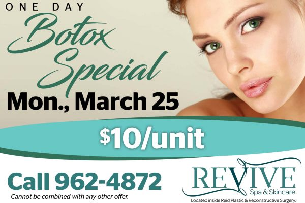One Day Botox Special