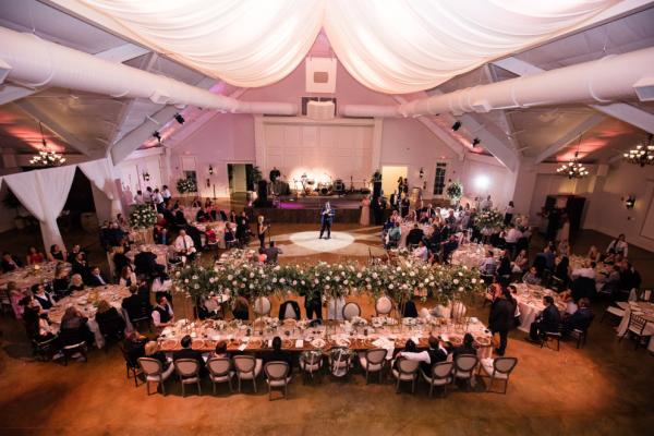 Vineyard Ballroom Reception