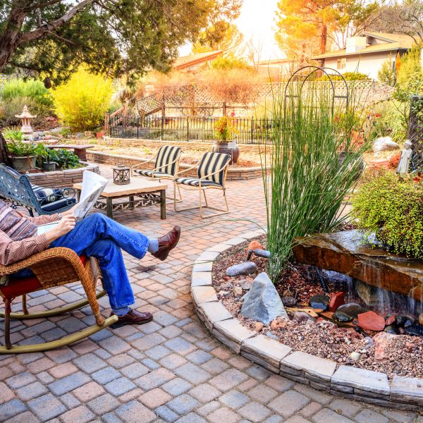 Types of Hardscapes