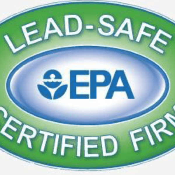 We are Certified in Lead Safety