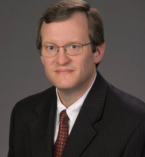 J. Keith Moody headshot