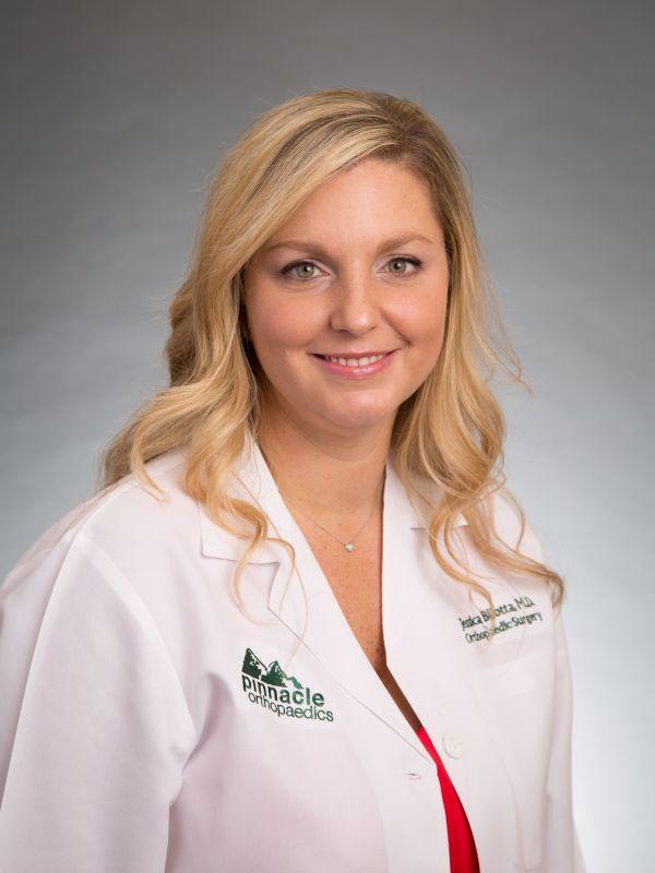 Jessica C  Bilotta, M D    Pinnacle Orthopaedics