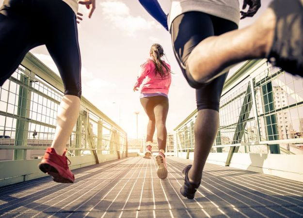 Five quick tips to help you avoid running injuries