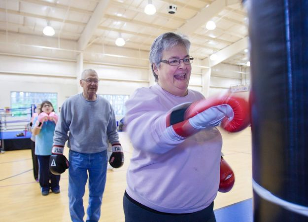 Baby Boomer Fight Club participant finds more confidence, improved health
