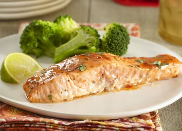 Recipe: Chili Lime Salmon