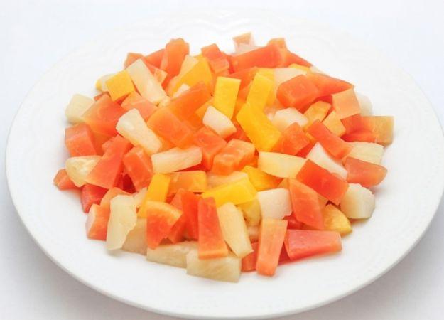 Recipe: Fruity Thai Pita Pockets