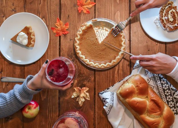 Enjoy healthy holiday foods to eat well without guilt
