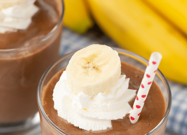 Recipe: Banana-Cocoa Smoothie