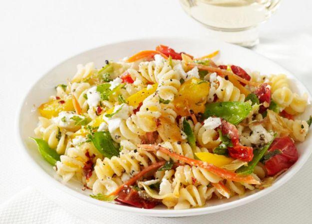 Recipe: Easy Take Along Pasta Salad