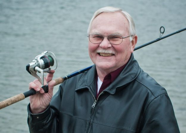 A fish story: Knee problems rock the boat