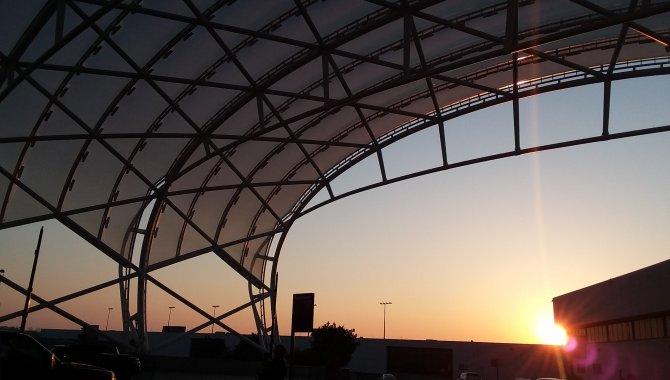 Hartsfield-Jackson Atlanta International Airport- Domestic Pedestrian Bridges