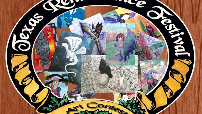 Art Contest at Texas Renaissance Festival