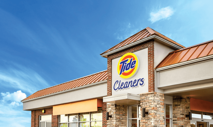 Now Tide Cleaners