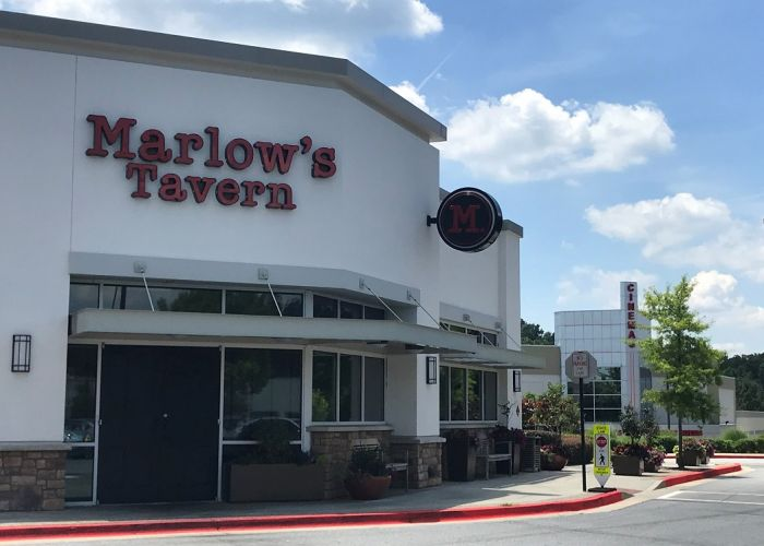 About Marlow's Tavern in East Cobb