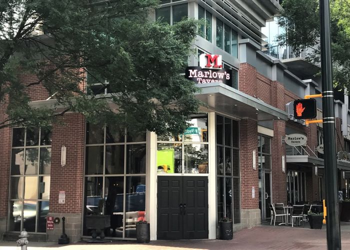 About Marlow's Tavern in Midtown