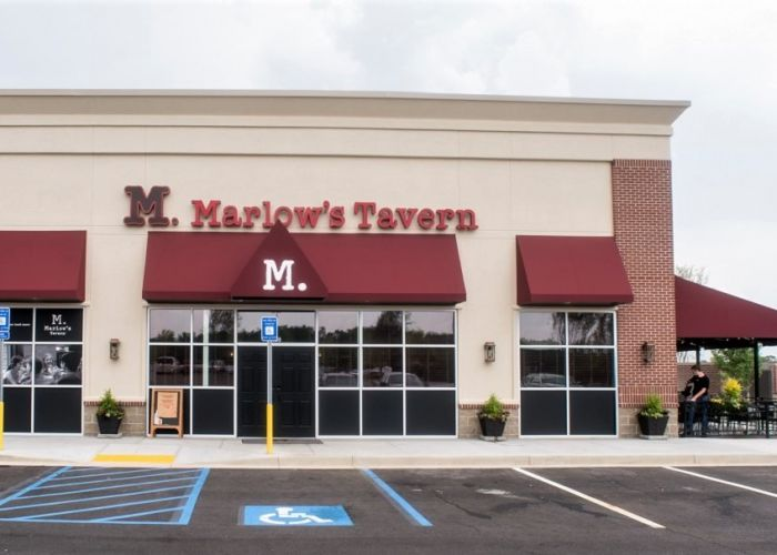 About Marlow's Tavern in Woodstock, GA