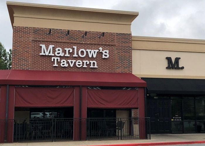 About Marlow's Tavern in Kennesaw, GA