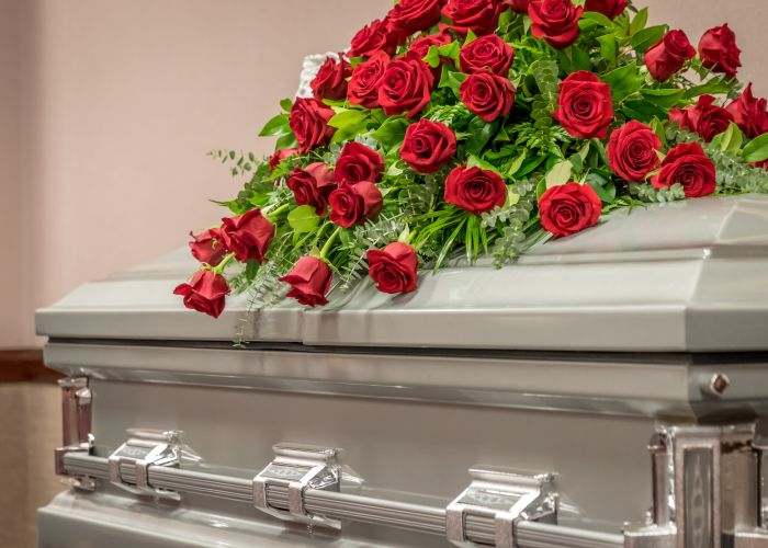 Catholic Coffins and Caskets