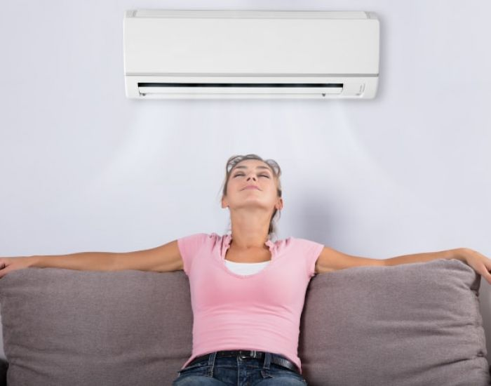 Why choose a ductless mini split AC install?