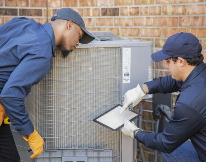 An air conditioner tune up gives you confidence