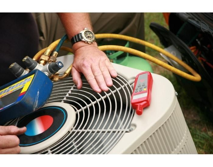 No cold air? Our AC repair service makes you comfortable again.