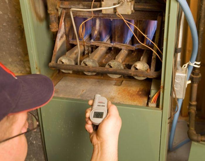 Atlanta's most complete furnace maintenance service