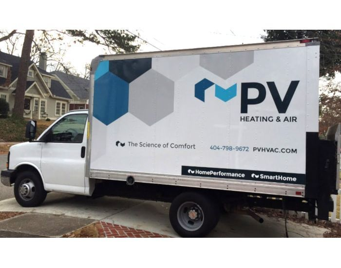 Why choose PV for your furnace or heater tune-up?