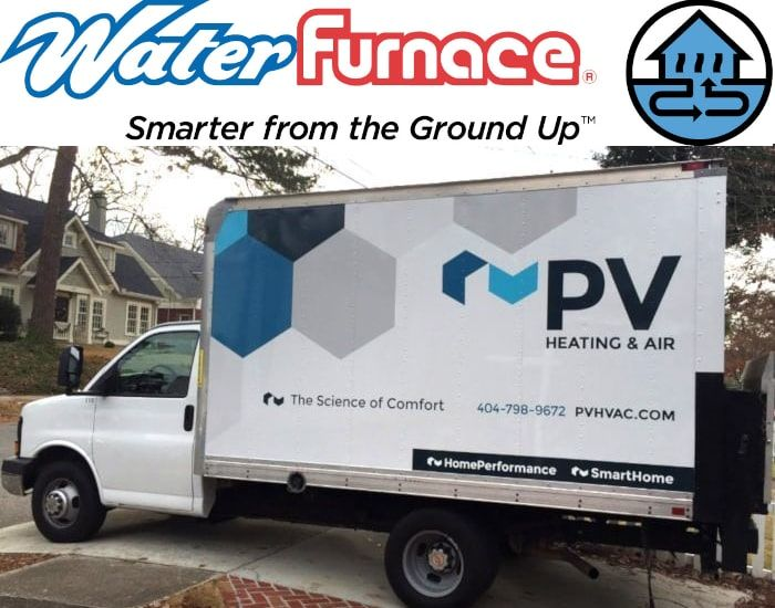 What you get when PV performs your geothermal heat pump installation