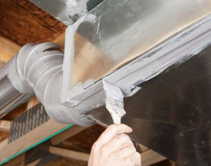 Duct sealing improves comfort and lowers energy bills