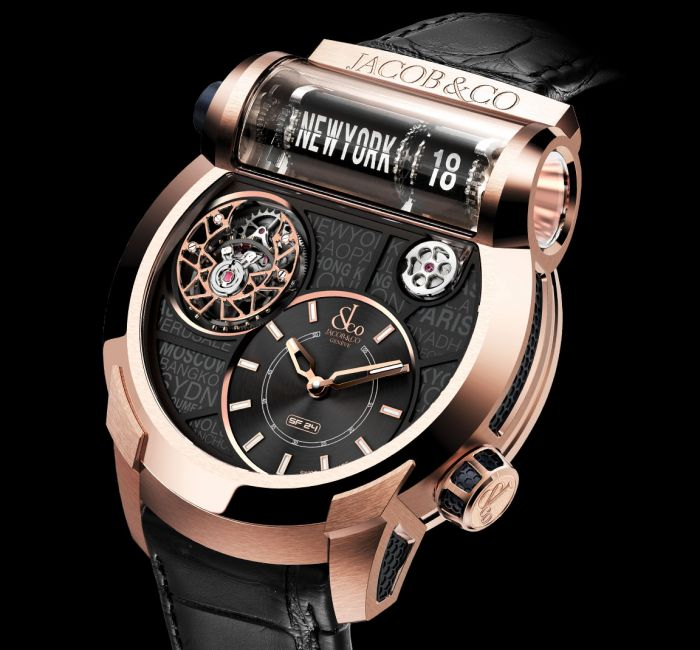 Epic SF24 Tourbillon