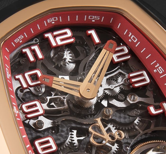 Twin Turbo's Dial & Hands