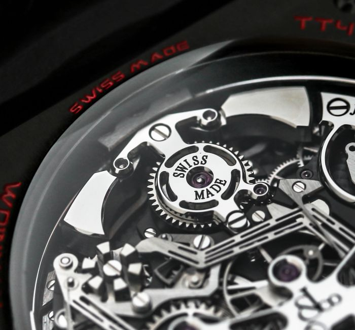 Twin Turbo Furious Decimal Minute Repeater