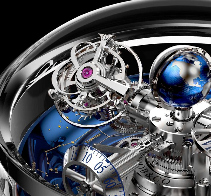 Astronomia Sky Triple Axis Tourbillon