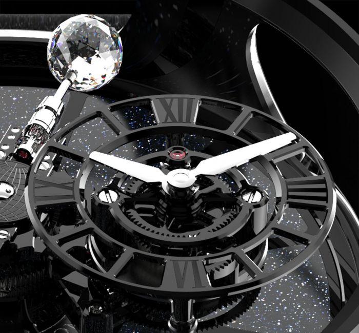 Astronomia Ceramic Dial & Hands