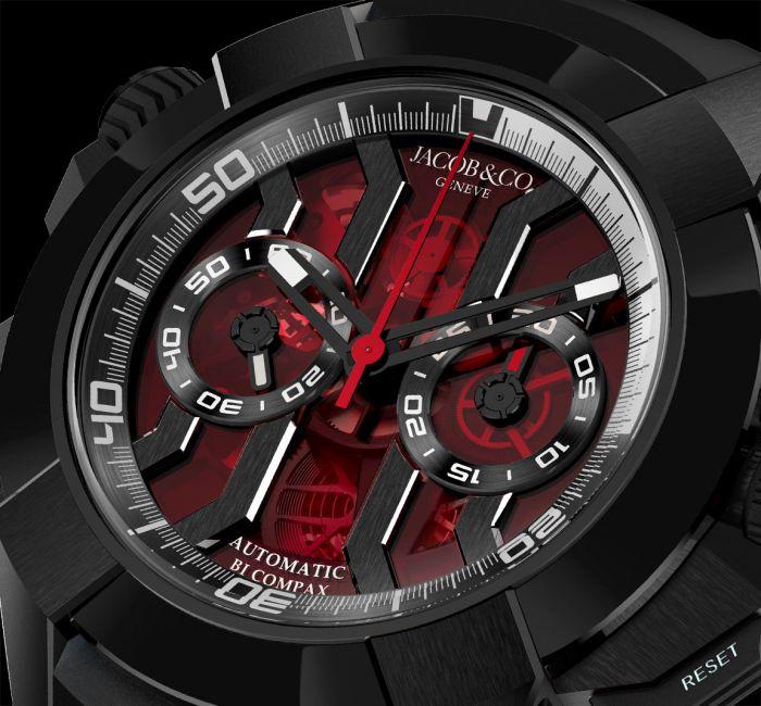 Epic X Chrono Messi Exclusive Chronograph Caliber