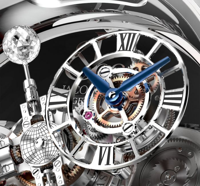 Astronomia Clarity Dial & Hands