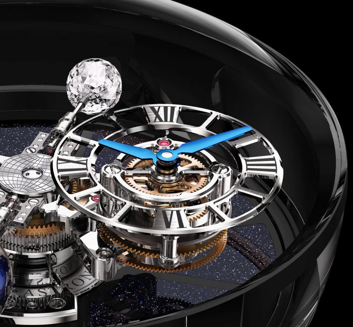 Astronomia Tourbillon Dial & Hands