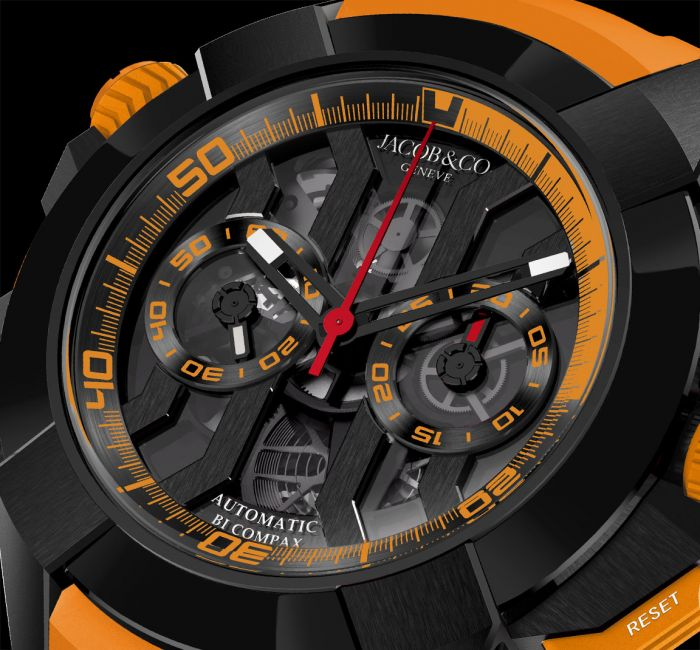 Epic X Chrono Messi Exclusive Chronograph Caliber