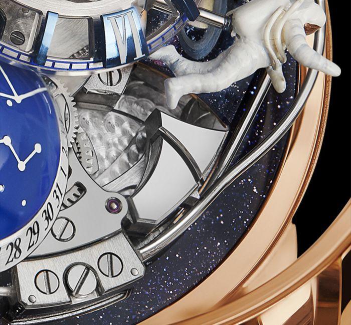 Astronomia Maestro Minute Repeater Carillon