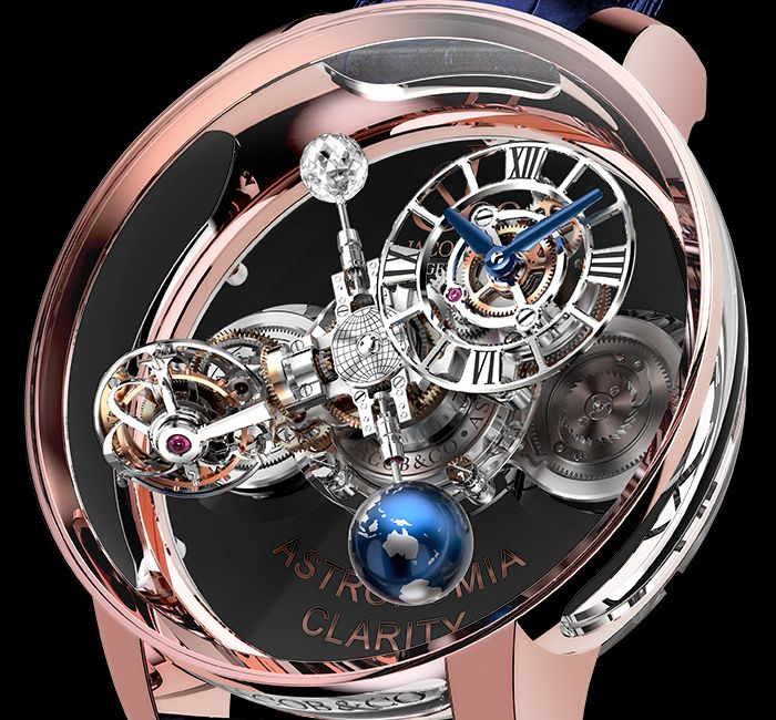 Astronomia Clarity Case & Crystal