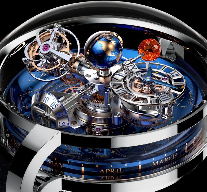Astronomia Sky Case & Crystal