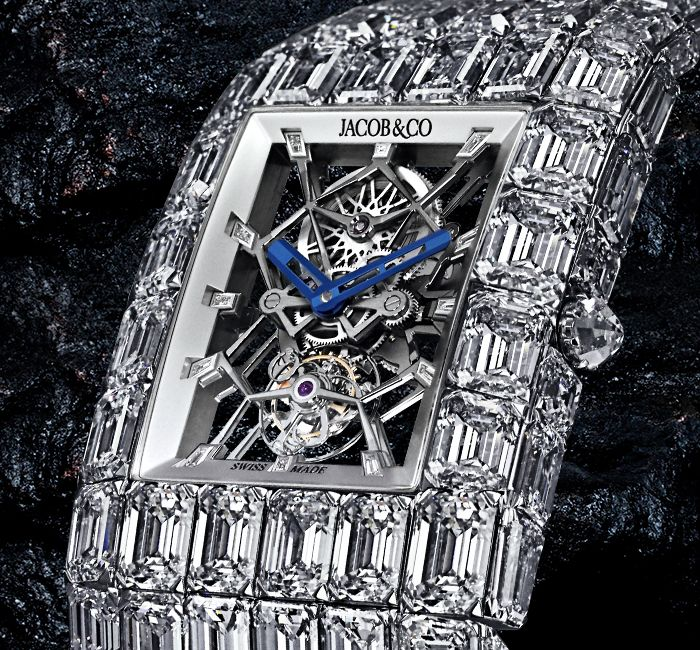 The Billionaire  One-Minute Tourbillon
