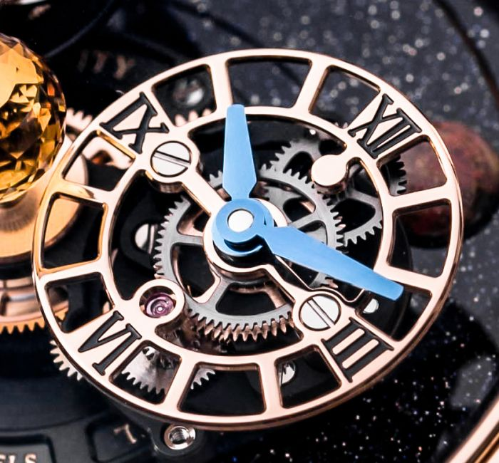 Astronomia Solar Planets Dial & Hands