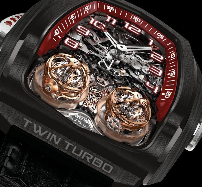 Twin Turbo Case & Crystal