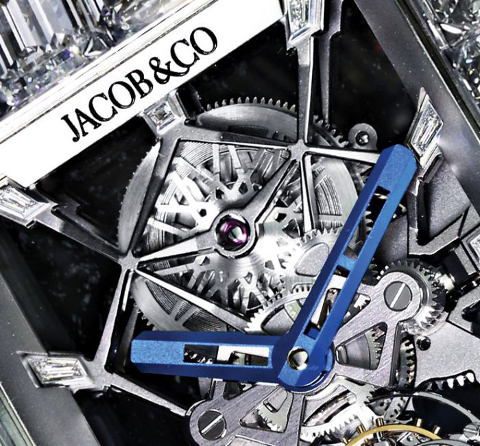 The Billionaire Skeletonized Caliber