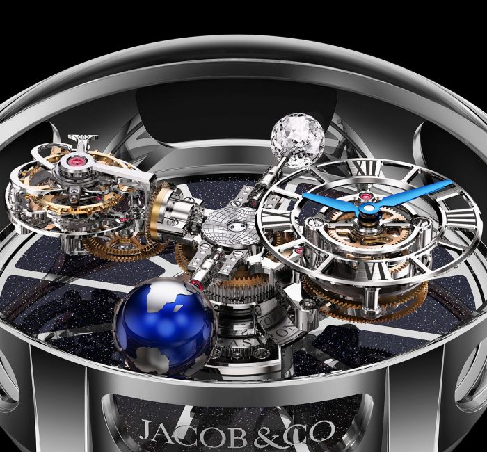 a close up of a watch on a motorcycle