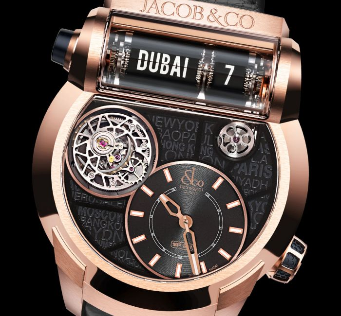 Epic SF24 Tourbillon Caliber